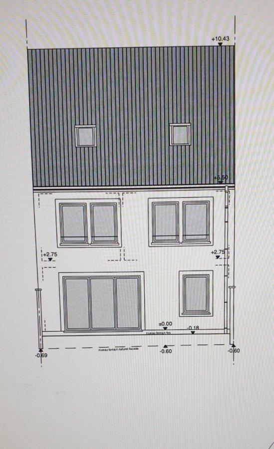 Maison mitoyenne à vendre 5 chambres à Feulen