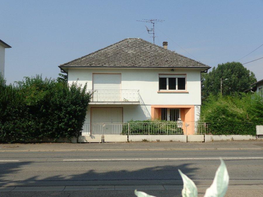 Maison à vendre F5 à Bertrange