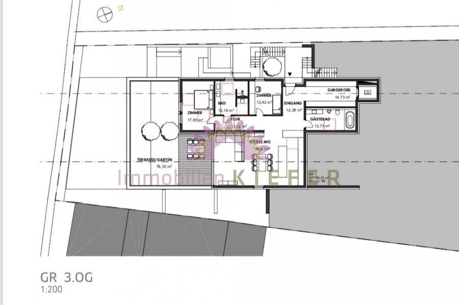 acheter appartement 3 pièces 136 m² saarburg photo 2