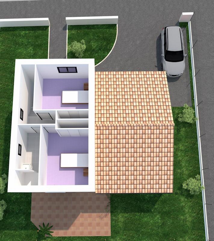 acheter maison 4 pièces 86.69 m² le fenouiller photo 4