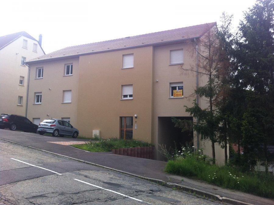 Appartement à louer F4 à Forbach
