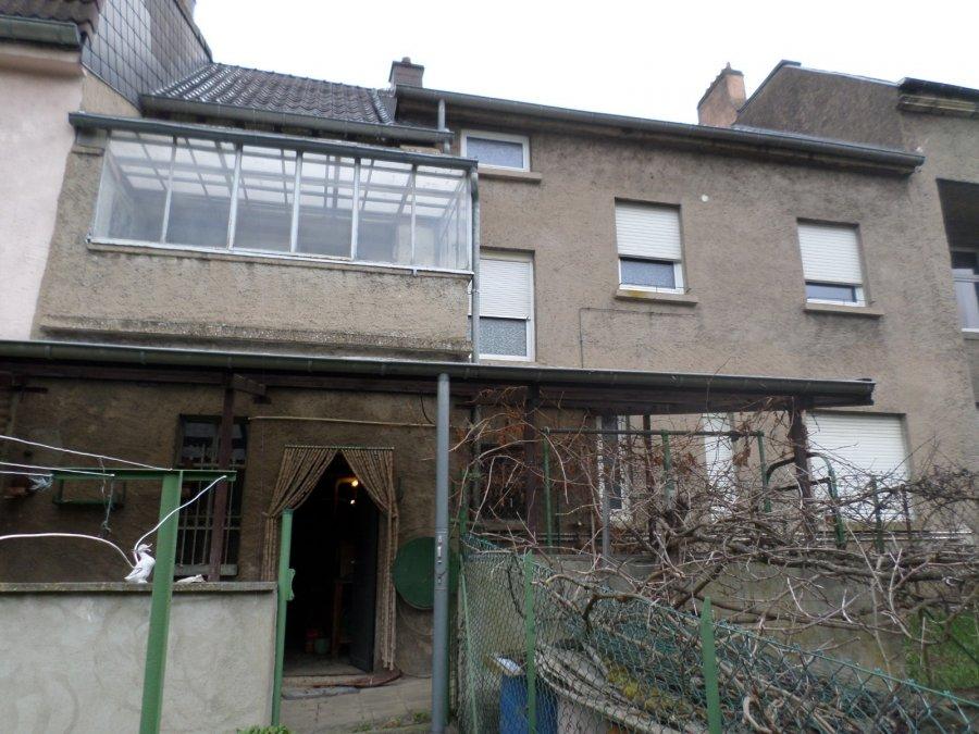 Maison mitoyenne à vendre 2 chambres à Mertert