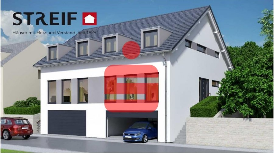 semi-detached house for buy 4 rooms 142 m² trier photo 1