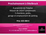 Reihenhaus zum Kauf 5 Zimmer in Ettelbruck - Ref. 6602317