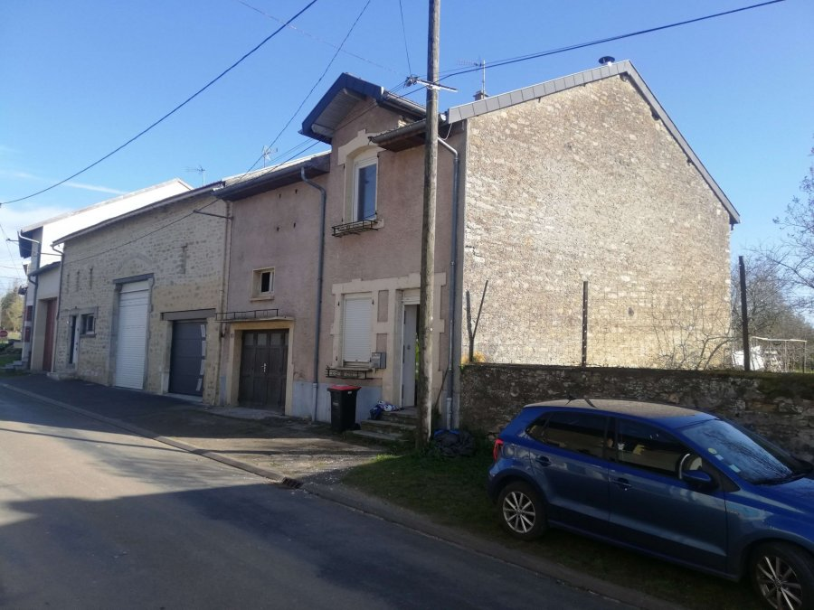 acheter maison 5 pièces 120 m² billy-sous-mangiennes photo 1