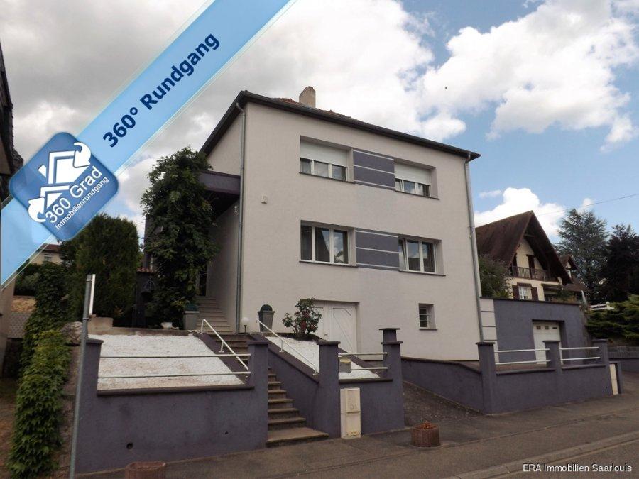acheter maison 7 pièces 160 m² creutzwald photo 1