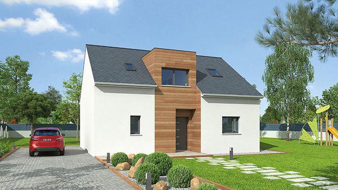 acheter maison 6 pièces 126.94 m² verny photo 1