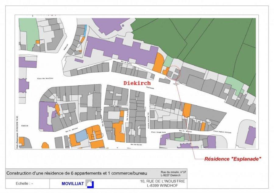 acheter résidence 0 chambre 72.21 à 91.37 m² diekirch photo 2
