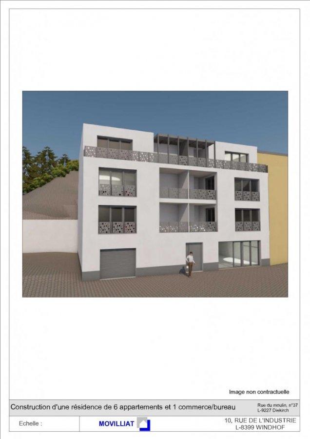 acheter résidence 0 chambre 72.21 à 91.37 m² diekirch photo 1