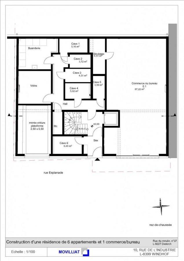 acheter résidence 0 chambre 72.21 à 91.37 m² diekirch photo 6