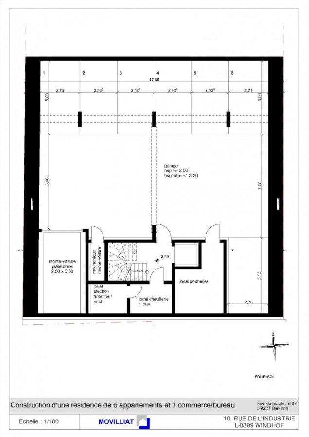 acheter résidence 0 chambre 72.21 à 91.37 m² diekirch photo 5