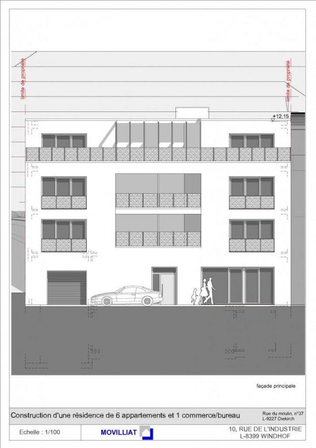 acheter résidence 0 chambre 72.21 à 91.37 m² diekirch photo 3