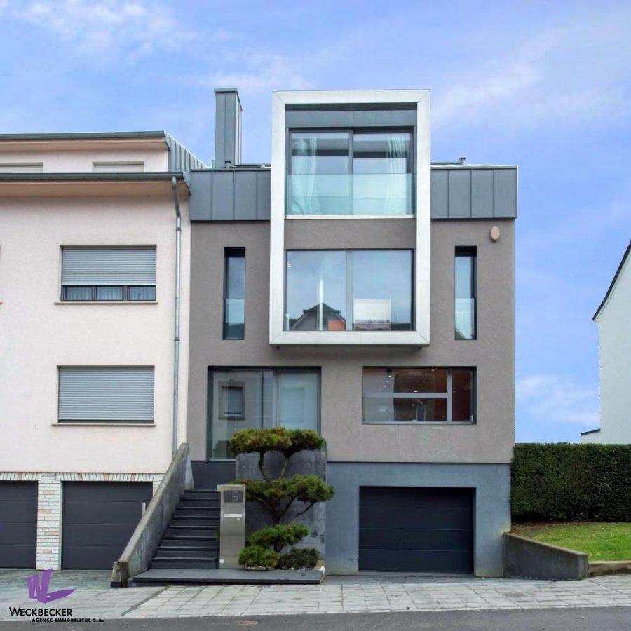 acheter maison jumelée 6 chambres 320 m² luxembourg photo 3