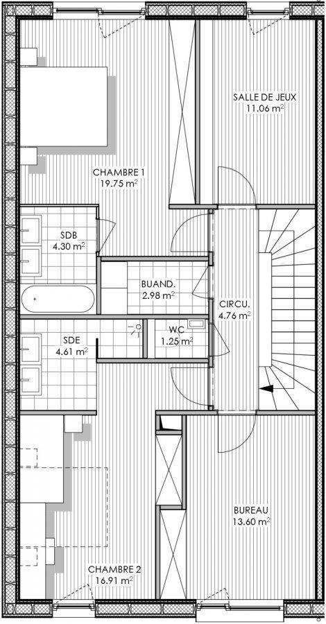 acheter maison 4 chambres 208.6 m² peppange photo 7