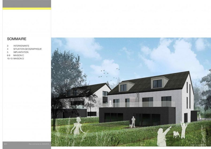 doppelhaushälfte kaufen 4 schlafzimmer 205 m² niederanven foto 1
