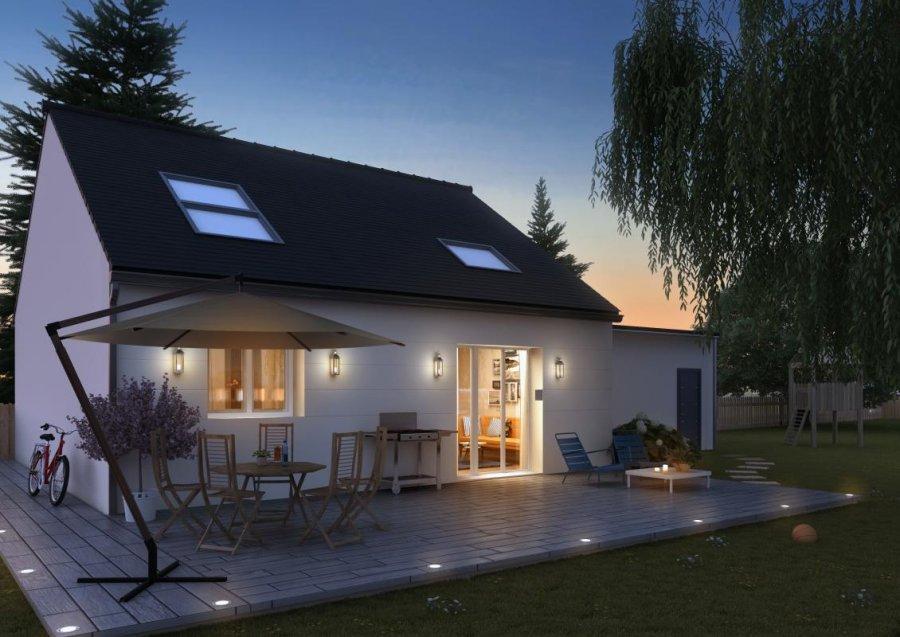 acheter maison individuelle 5 pièces 103 m² jettingen photo 1
