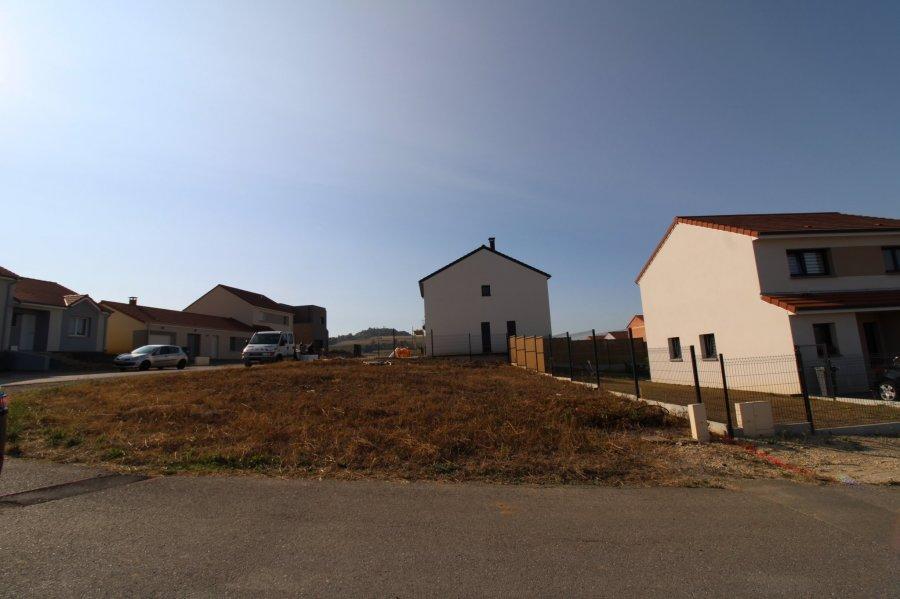 acheter terrain non constructible 0 pièce 377 m² pont-à-mousson photo 1