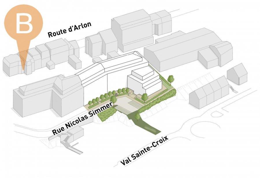 Studio à Luxembourg