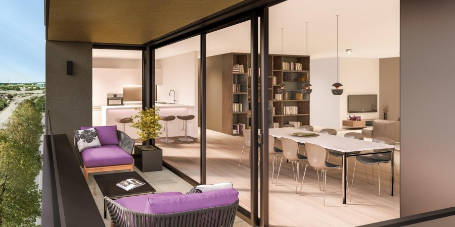 wohnung kaufen 2 schlafzimmer 97.35 m² luxembourg foto 4