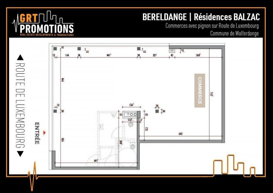 büro kaufen 0 schlafzimmer 105.61 m² bereldange foto 1