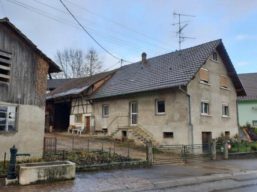 Maison à vendre F4 à Jettingen