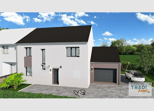 Semi-detached house for sale 3 bedrooms in Derenbach (LU) - Ref. 6712669