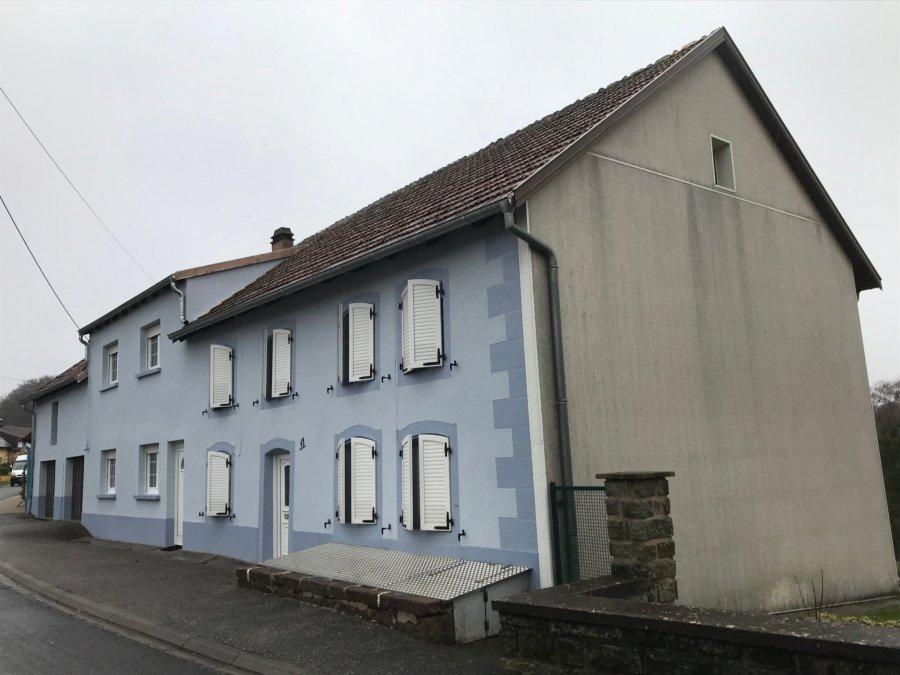 Maison à vendre F8 à Hommert