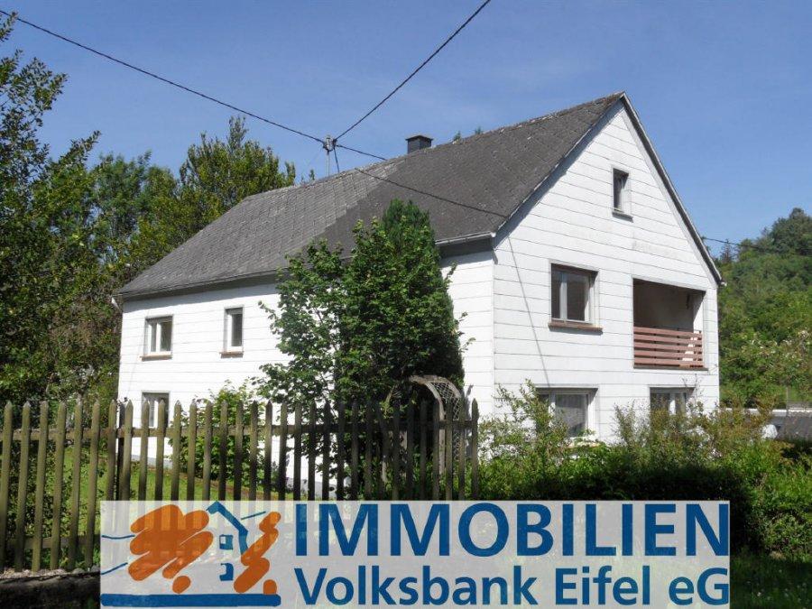 haus kaufen 8 zimmer 179 m² jünkerath foto 1