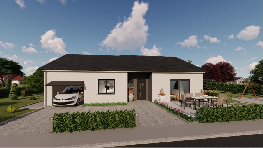 acheter maison individuelle 4 pièces 101 m² damelevières photo 1