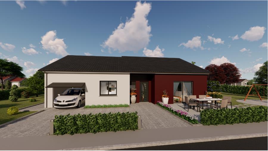 acheter maison individuelle 4 pièces 101 m² damelevières photo 2