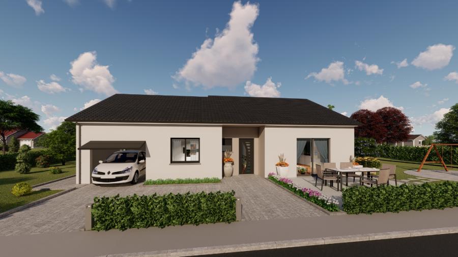 acheter maison individuelle 4 pièces 101 m² damelevières photo 3