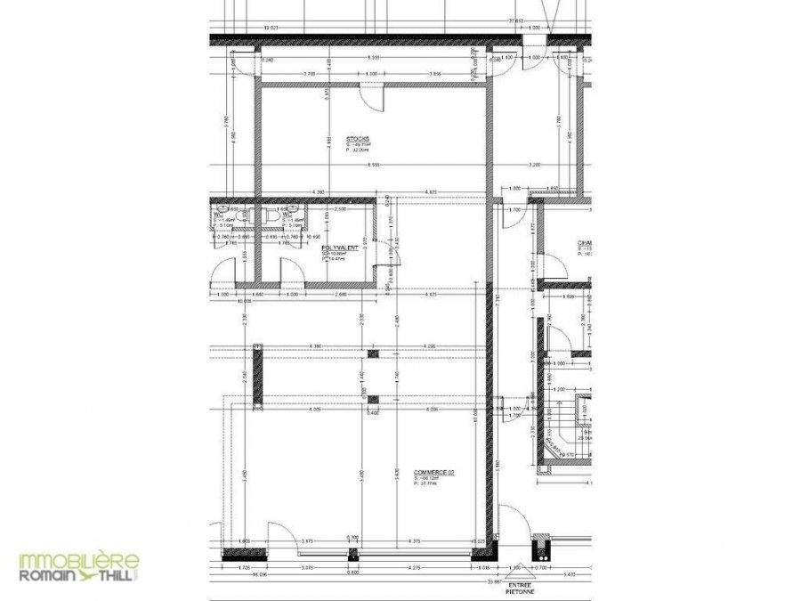 acheter local commercial 0 chambre 146.94 m² kayl photo 4