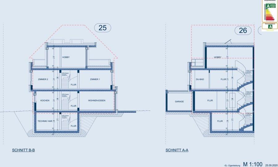 acheter maison 5 chambres 214.85 m² capellen photo 5
