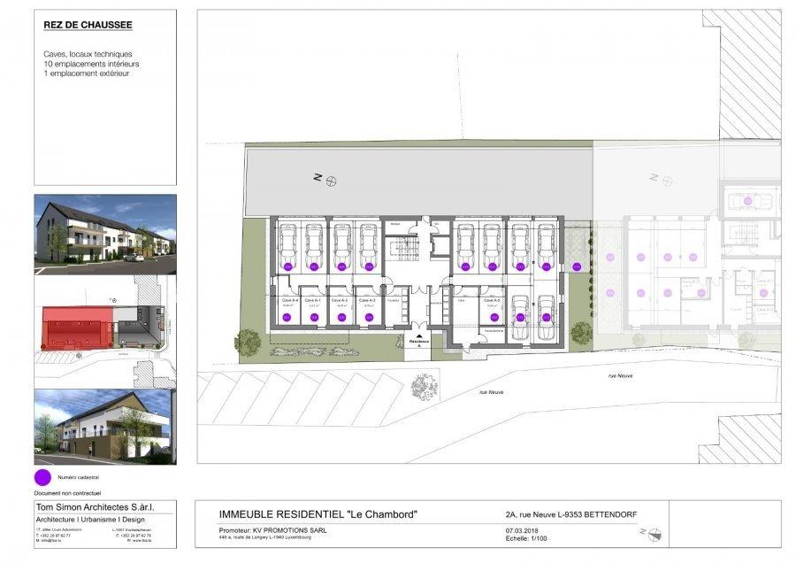 acheter penthouse 3 chambres 127 m² bettendorf photo 3