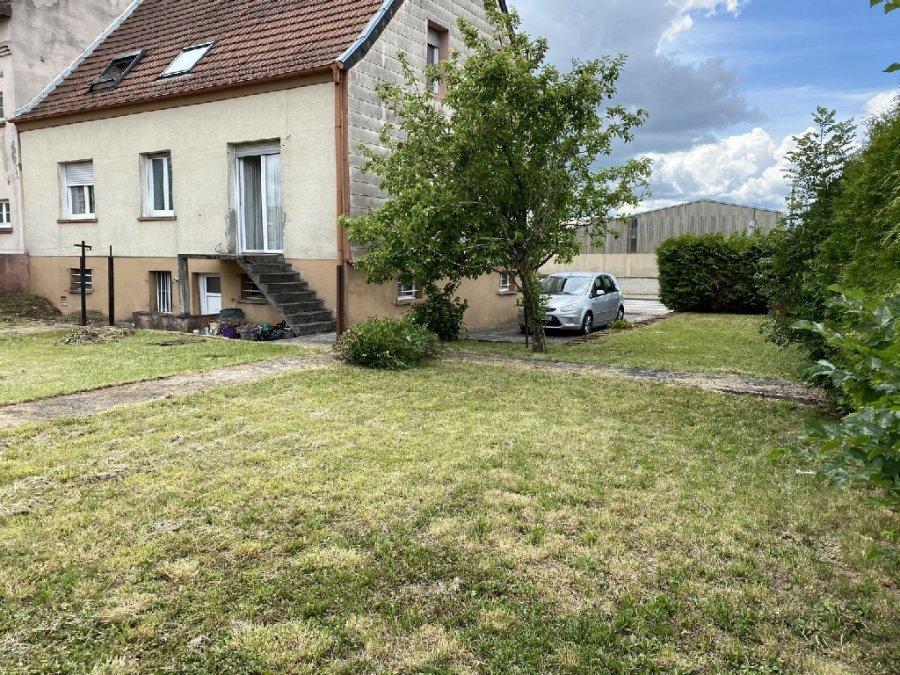 acheter maison 6 pièces 141 m² rohrbach-lès-bitche photo 1