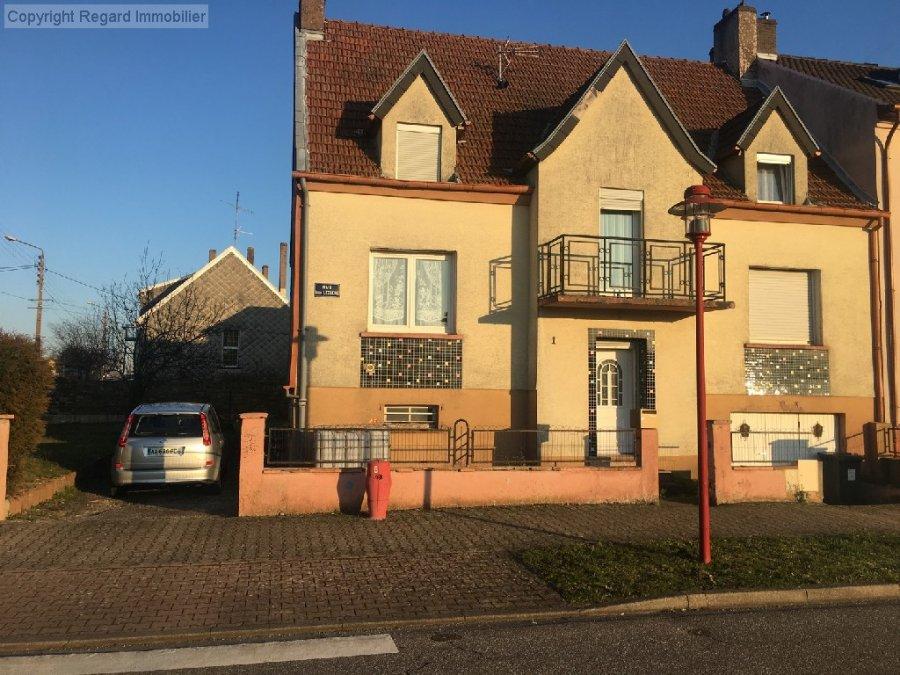 acheter maison 6 pièces 141 m² rohrbach-lès-bitche photo 2