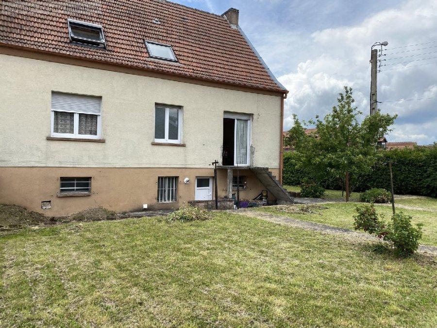 acheter maison 6 pièces 141 m² rohrbach-lès-bitche photo 3