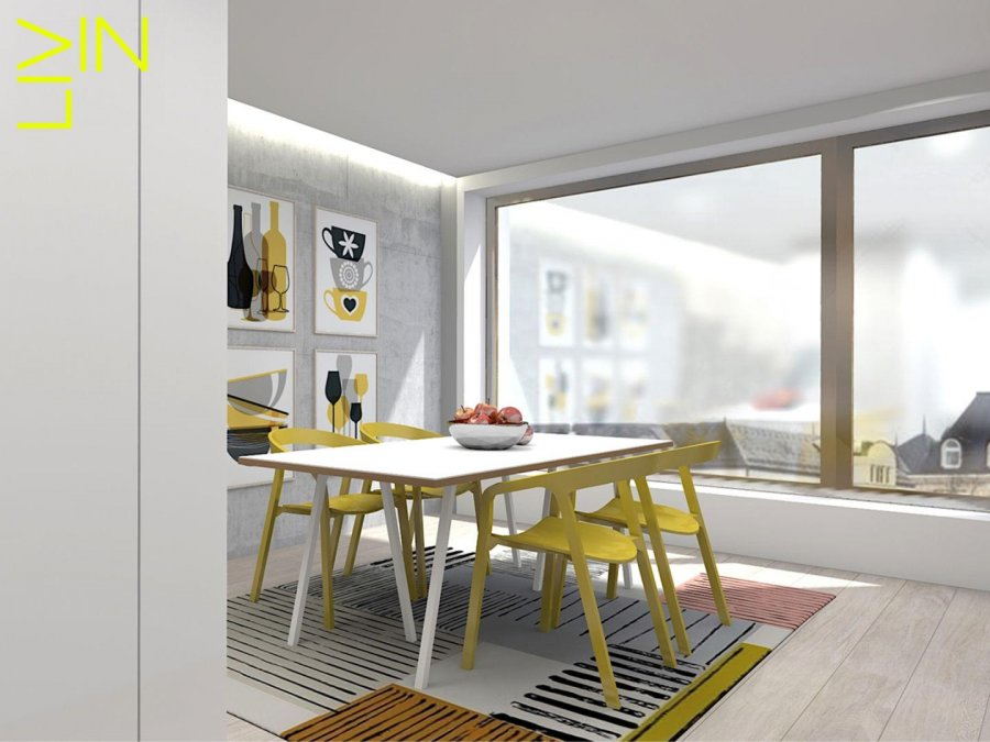 acheter appartement 1 chambre 54.45 m² luxembourg photo 3