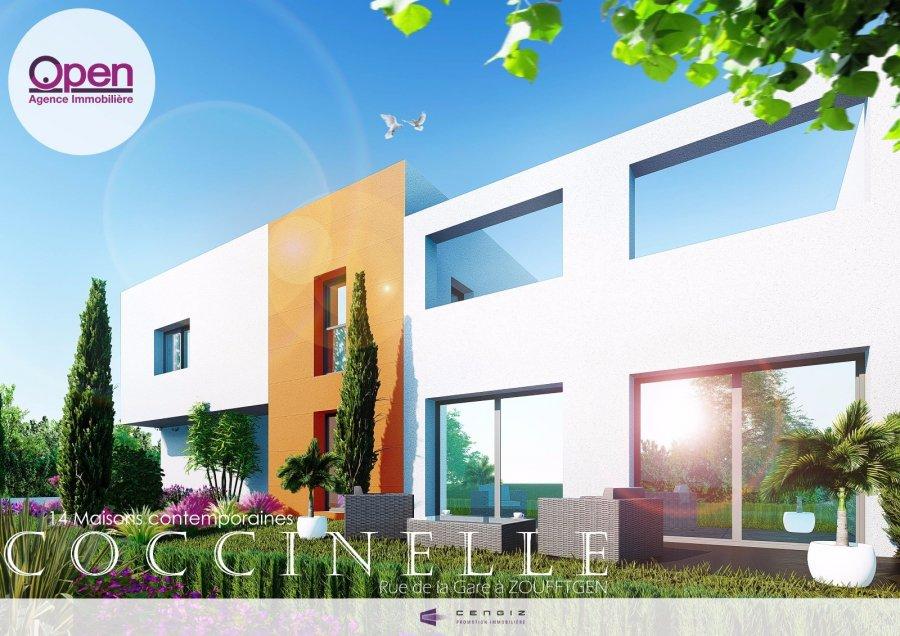 acheter lotissement 0 pièce 96.82 à 121.21 m² zoufftgen photo 5