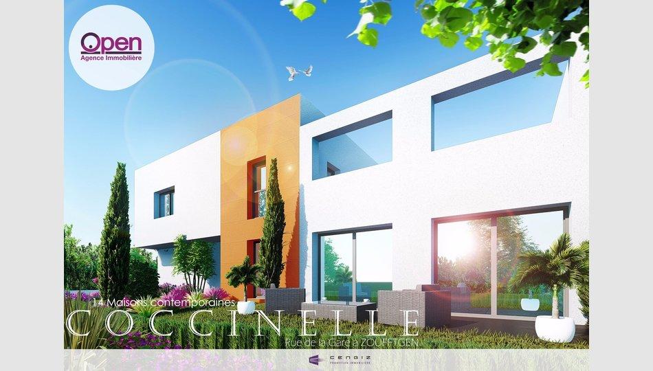 Housing project for sale in Zoufftgen (FR) - Ref. 6461293