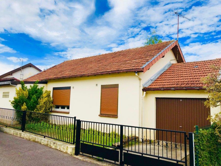 Maison à vendre F4 à Jarny