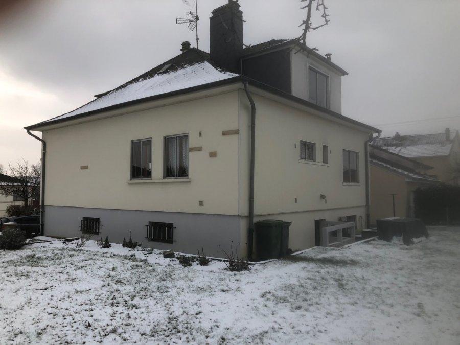 Maison individuelle à vendre F6 à Hettange-Grande