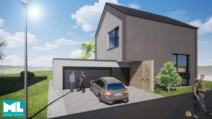 detached house for buy 3 bedrooms 141 m² berbourg photo 2