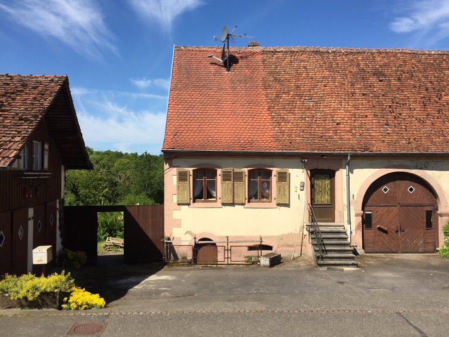 Maison à vendre F6 à Ratzwiller