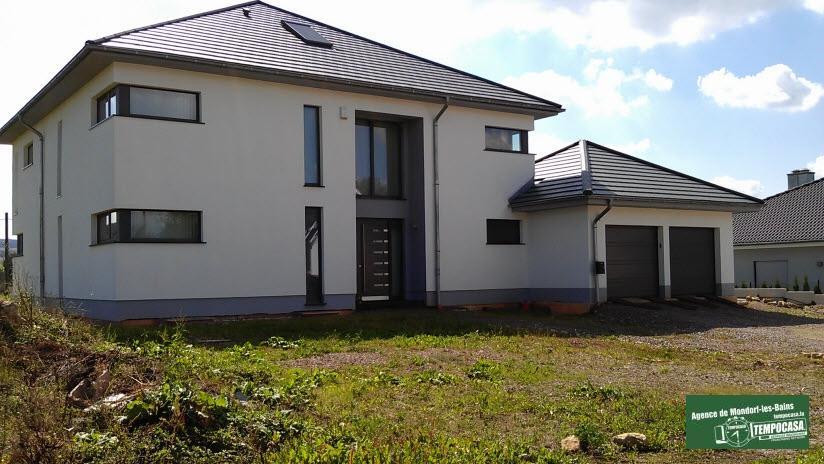 Maison individuelle à vendre 3 chambres à Kirf