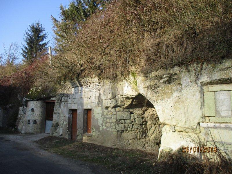 Maison à vendre F3 à Saint paterne racan