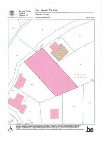 acheter terrain constructible 0 pièce 0 m² huy photo 2