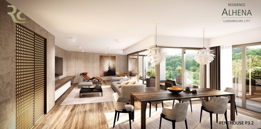 acheter appartement 1 chambre 49.43 m² luxembourg photo 5