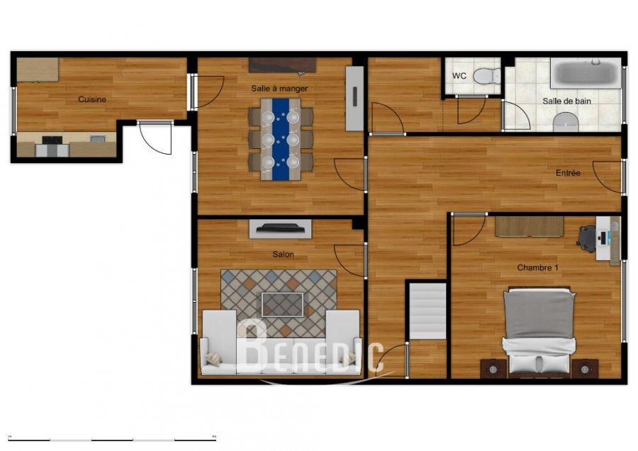 haus kaufen 3 zimmer 80 m² ham-sous-varsberg foto 7