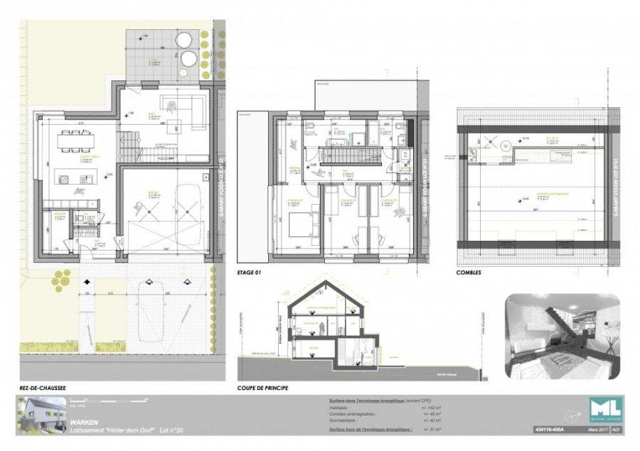acheter maison individuelle 3 chambres 142 m² warken photo 4